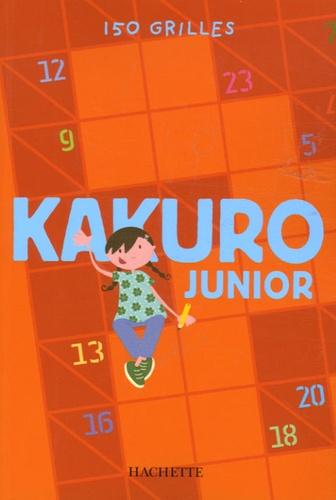 Hachette - Kakuro junior.