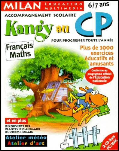KANGY AU CP. Plus de 1000 exercices éducatifs et amusants, 2 CD-ROM - Collectif