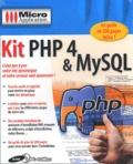 Micro Application - Kit PHP 4 & MySQL - CD-ROM.
