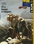 Claude Reichler et Etienne Bourdon - L'Alpe N° 36, Printemps 200 : Voyages et voyageurs.
