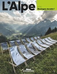 Sophie Boizard - L'Alpe N° 90, automne 2020 : Montagne durable ?.