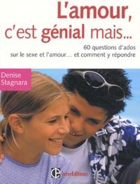 Lamour, cest génial mais.. - 60 questions dados sur le sexe et lamour... et comment y répondre.pdf