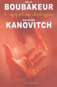 Bernard Kanovitch et Dalil Boubakeur - .