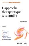 Gérard Salem - L'approche thérapeutique de la famille.