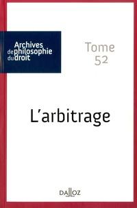 René Sève - L'arbitrage.