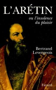 Bertrand Levergeois - .