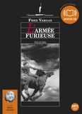 Fred Vargas - L'armée furieuse. 2 CD audio MP3