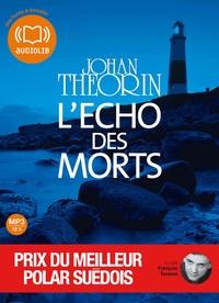 Johan Theorin - L'écho des morts - CD audio MP3.