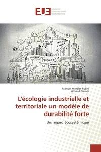 Manuel Morales Rubio et Arnaud Diemer - L'écologie industrielle et territoriale, un modèle de durabilité forte - Un regard écosystémique.