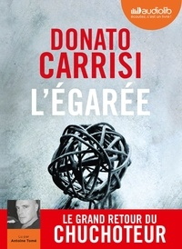 Donato Carrisi - L'Egarée. 1 CD audio MP3