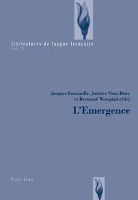 Jacques Fontanille - L'émergence.