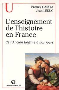 Patrick Garcia et Jean Leduc - .