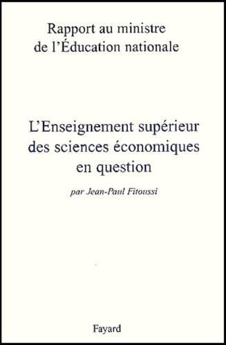 Jean-Paul Fitoussi - .