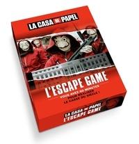 Nicolas Trenti - L'escape game La Casa de Papel.