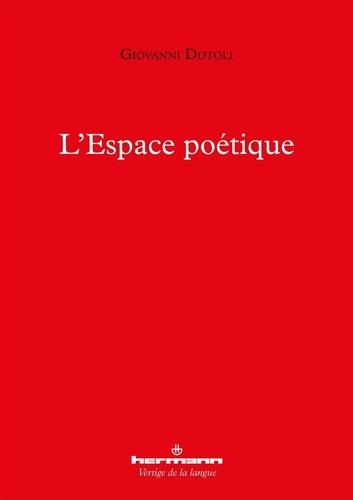 L'espace poétique
