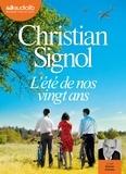 Christian Signol - L'été de nos vingt ans. 1 CD audio MP3