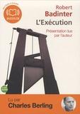 Robert Badinter - L'exécution. 2 CD audio