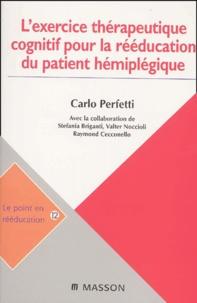 Lexercice thérapeutique cognitif pour la rééducation du patient hémiplégique.pdf