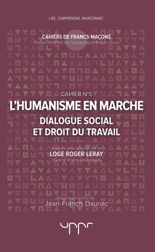 Jean-Francis Dauriac - L'humanisme en marche.