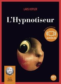 Lars Kepler - L'hypnotiseur. 2 CD audio MP3
