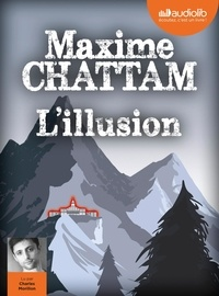 Maxime Chattam - L'Illusion. 2 CD audio MP3