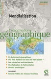 Jacques Lévy et Cynthia Ghorra-Gobin - L'information géographique N° 71, Juin 2007 : Mondialisation.