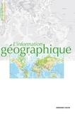 Hervé Regnauld et Isabelle Lefort - L'information géographique N° 78, Septembre 201 : Paysage.