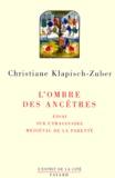 Christiane Klapisch-Zuber - .
