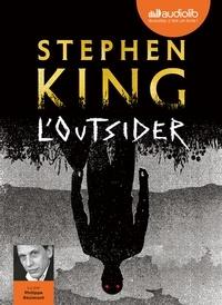 Stephen King - L'Outsider. 2 CD audio MP3
