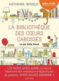 Katarina Bivald - La bibliothèque des coeurs cabossés. 2 CD audio MP3