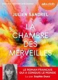 Julien Sandrel - La chambre des merveilles. 1 CD audio MP3