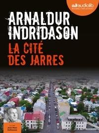 Arnaldur Indridason - La cité des jarres. 1 CD audio MP3