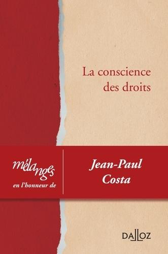 Patrick Titiun - La conscience des droits - Mélanges en l'honneur de Jean-Paul Costa.