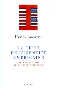 Denis Lacorne - .