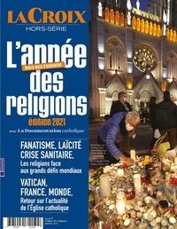 Bayard Presse - La Croix Hors-série janvier 2 : L'Année des religions.