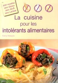 Fanny Matagne - La cuisine pour les intolérants alimentaires.