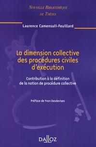 La dimension collective des procédures civiles dexécution - Contributions à la définition de la notion de procédure collective.pdf