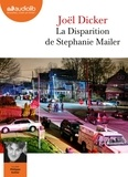 Joël Dicker - La Disparition de Stephanie Mailer. 2 CD audio MP3
