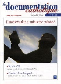 La documentation catholique N° 2349, 1er janvier.pdf