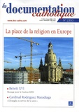 Vincent Cabanac - La documentation catholique N° 2353, Mars 2006 : Le place de la religion en Europe.