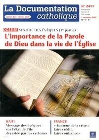 La documentation catholique N° 2411, 2 novembre.pdf