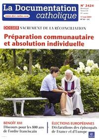 La documentation catholique N° 2424.pdf