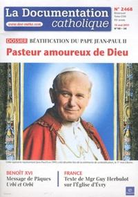 La documentation catholique N° 2468, 15 mai 2011.pdf