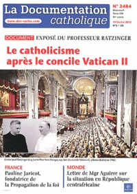 La documentation catholique N° 2484, 19 février.pdf