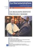 Isabelle de Gaulmyn - La documentation catholique N° 2527, Juillet 201 : Les religions doivent protéger l'homme.