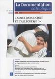 """Isabelle de Gaulmyn - La documentation catholique N° 2531, juillet 201 : """"Soyez dans la joie et l'allégresse !""""."""