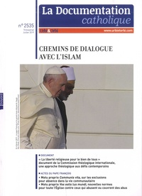 Dominique Greiner - La documentation catholique N° 2535, juillet 201 : .