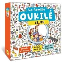 Béatrice Veillon - La famille Oukilé le jeu - Cherche et trouve, relève les défis, joue aux 7 familles.