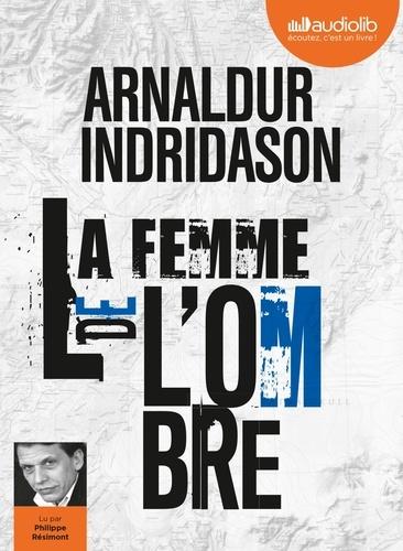 Arnaldur Indridason - La femme de l'ombre. 1 CD audio MP3