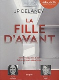 JP Delaney - La fille d'avant. 1 CD audio MP3